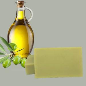 jabón de aceite de oliva 100%