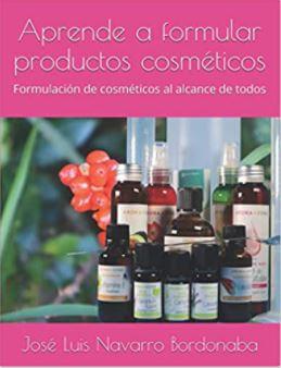libro Aprende a formular productos cosméticos